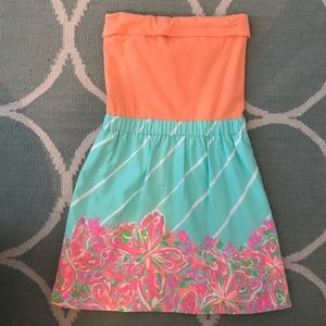 Strapless Lilly Dress
